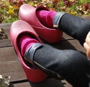 靴のサイズ