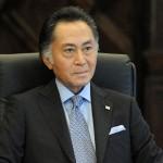 首相のようなスーツの頭取、押し出しの大和田常務、エリートの黒崎