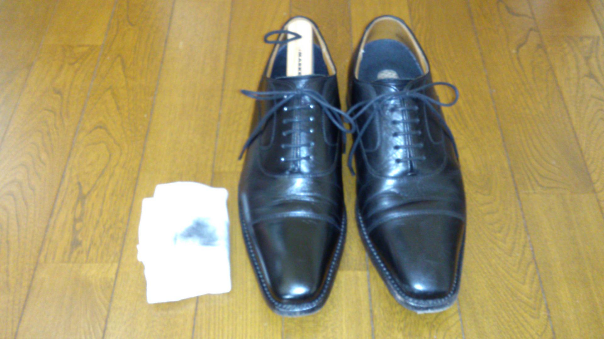 100円ショップで買うべき靴磨きの商品!具体的な使い方