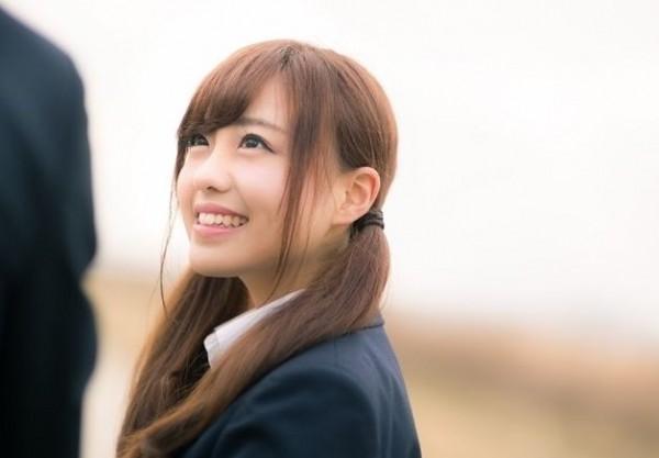 可愛い女子高生