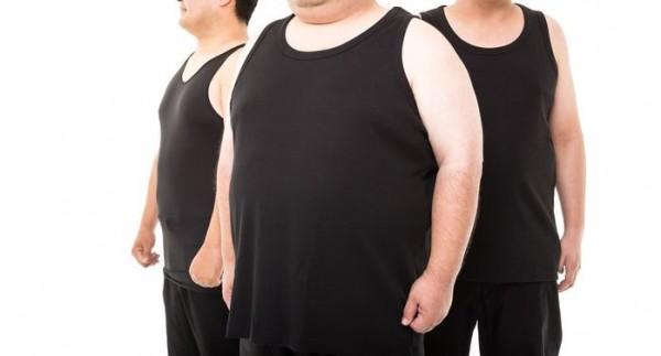 太った三人のデブ