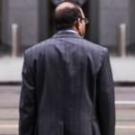 スーツが似合わない男性の特徴、体型よりも意識が重要