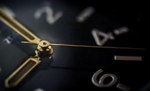 腕時計の針
