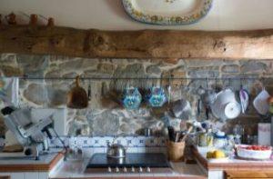 整えられたキッチン