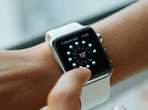 最先端のデジタル時計