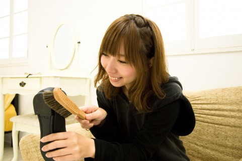 革靴の簡単なお手入れ方法!愛着がもてると靴磨きが楽しくなります