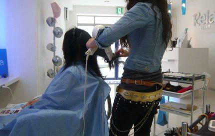 一流の美容師