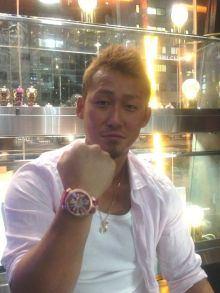 中田翔の腕時計