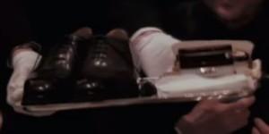 美しい靴紐結び方