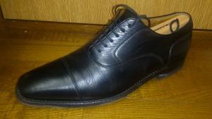 アウトレット専用革靴