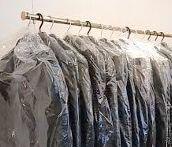 クリーニングに出した洋服