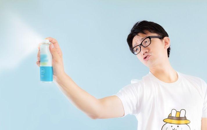 デオドラントスプレーで加齢臭対策!即効性は一番、持続力は・・・