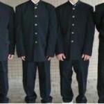 学生服をカッコよく着こなす方法!着崩すとは違います!