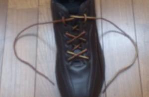 足首の固定が良い靴紐の結び方