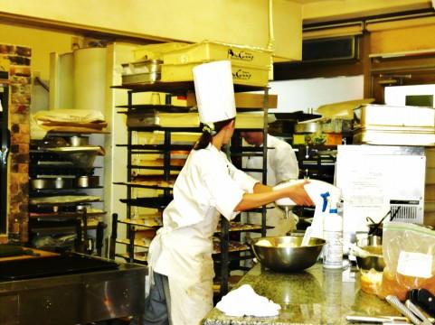 料理人の制服