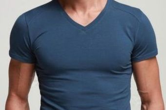 ピッタリサイズのTシャツ