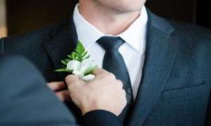 理想的なネクタイの結び目
