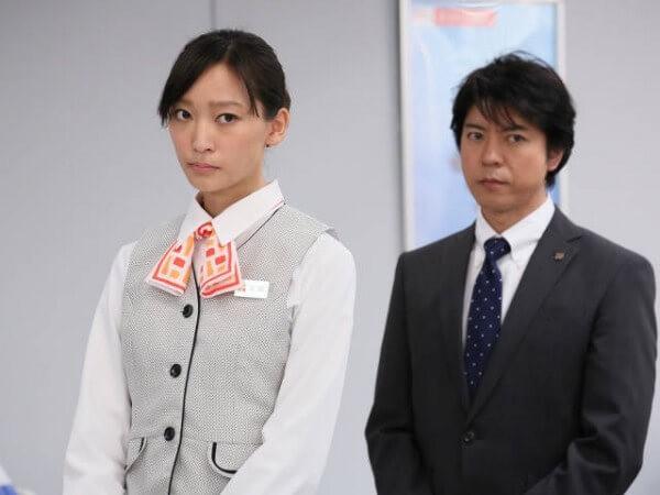 花咲舞と上川隆也