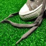 スニーカーの靴紐が長すぎる場合のおすすめの結び方