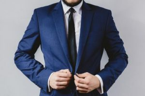 スーツが似合う外人