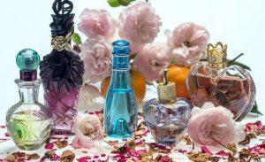 様々な香水