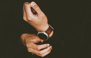 腕時計が似合わない人はサイズ感がいまいちかも!?