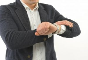 加藤浩次の腕時計の身につけ方が上品で秀逸!