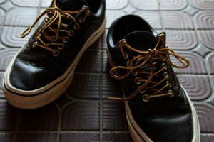 靴紐をきちんと結ばない事のデメリットを理解しよう!